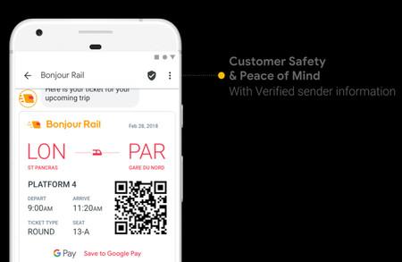 Google Mensajes empieza a activar los SMS verificados