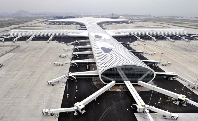 Foto de Aeropuerto Bao'an China (1/7)