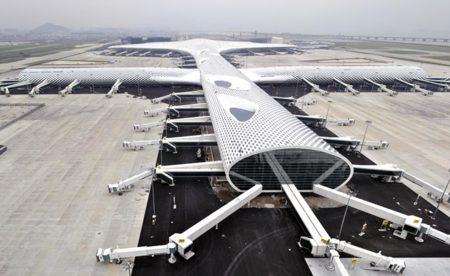 Aeropuerto Bao'an China
