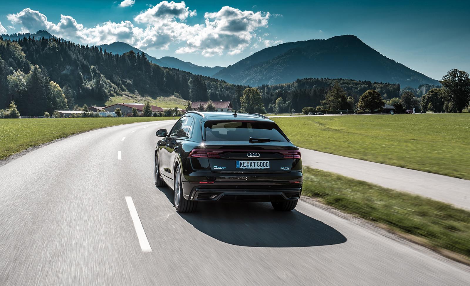 Foto de Audi Q8 50 TDI ABT (4/10)