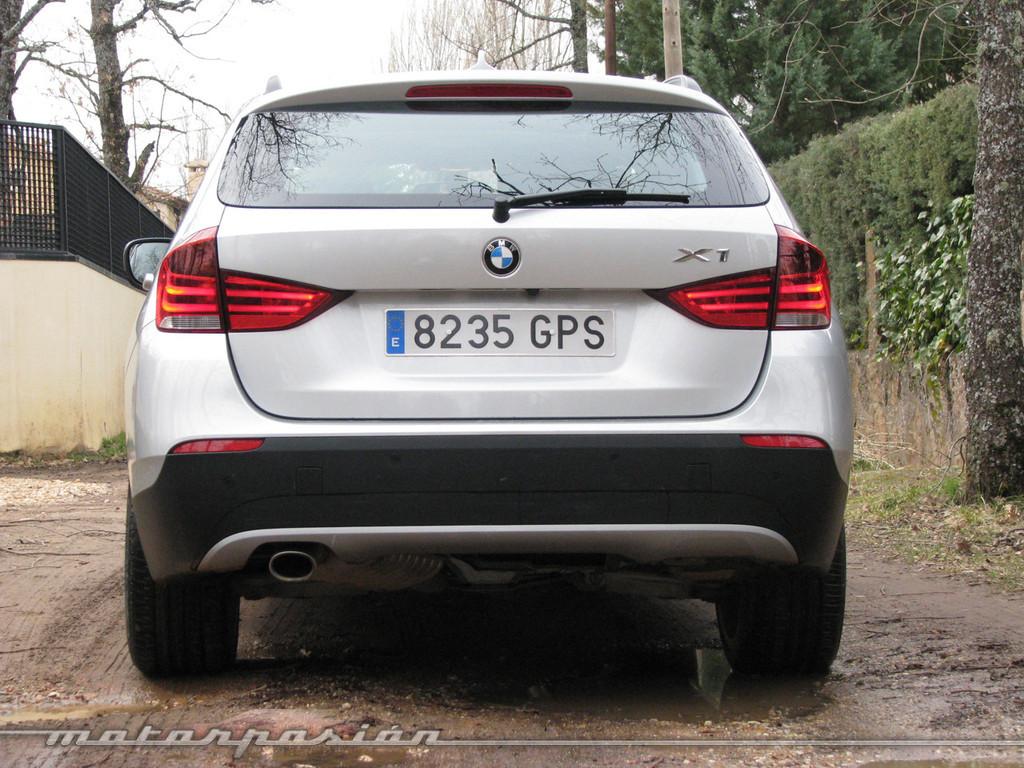 Foto de BMW X1 xDrive23d (prueba) (8/34)