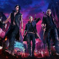 Devil May Cry 5 presenta las habilidades Dante, Nero y V: un caos tan glorioso como salvaje