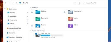 """Windows 10 recibe nuevos y coloridos iconos de Explorador de archivos y Papelera: adiós al estilo """"clásico"""" de Microsoft"""