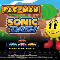 Sonic y Pac-Man, juntos y revueltos en sus juegos de iOS y Android por tiempo limitado