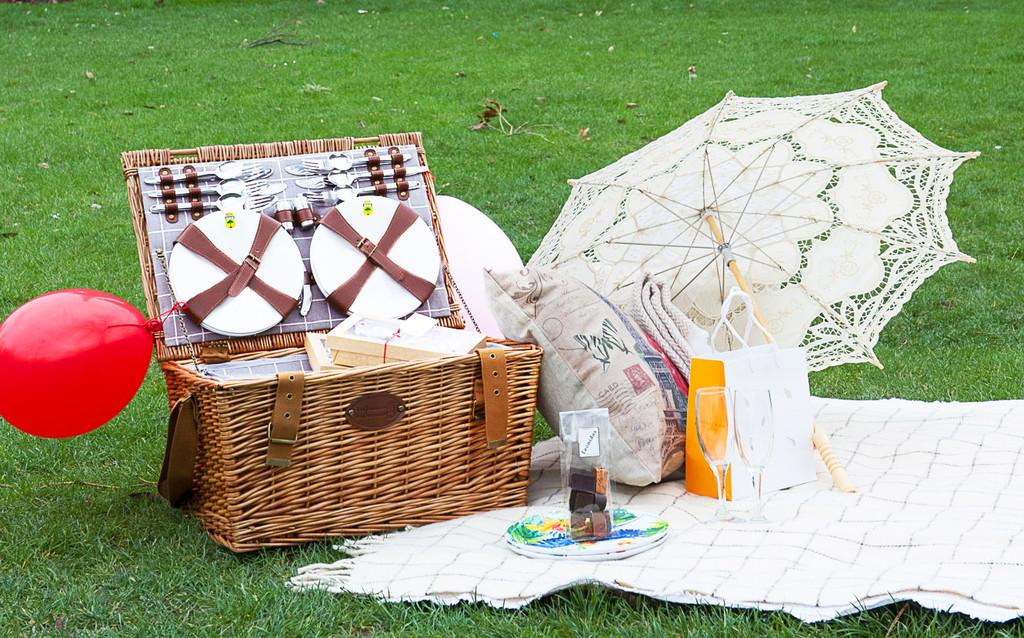 La primavera se acerca… y estamos deseando comenzar a salir de picnic (con elementos sostenibles, por supuesto)