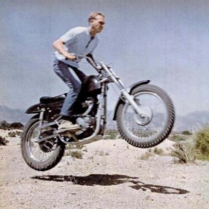 Entrevista a Steve McQueen en 1964 1/2