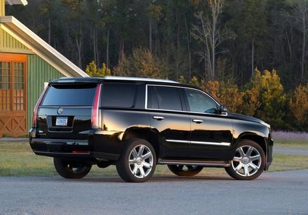 Cadillac Escalade 2015 1280 2f