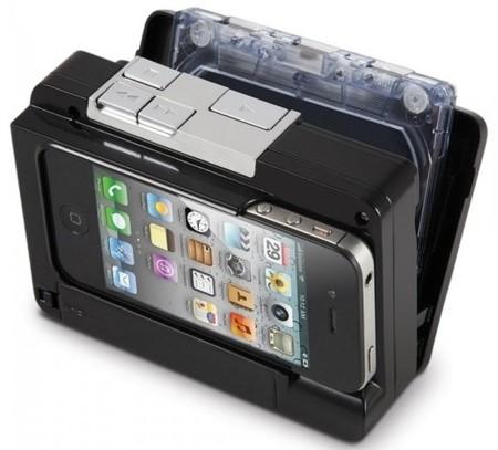 Tecnología nostálgica: un conversor de cassette a iPhone