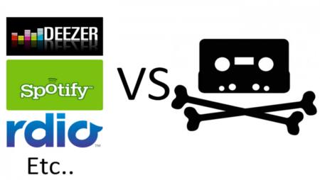 ¿Los servicios de música en streaming pueden ayudar a la disminución de la piratería en México? La pregunta de la semana