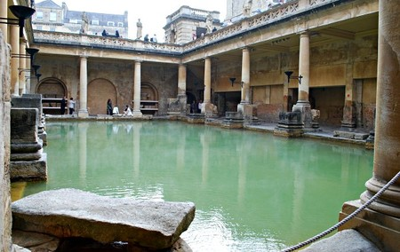 Bath Roman Baths 2014
