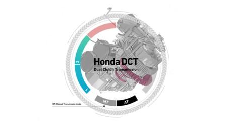 Doble embrague para deportivas Honda