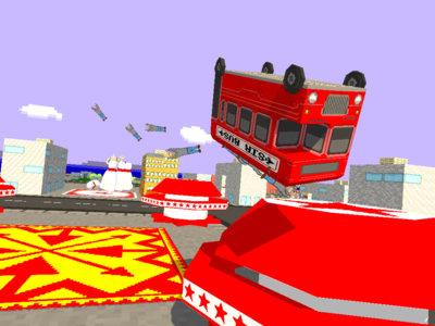 Más loco que Crazy Taxi, más destrucción que en Just Cause 3 y el argumento de la peli Speed: así es OmniBus