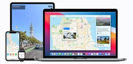 Apple Maps se inspira en Google Maps y Waze para incluir reporte de incidentes durante las rutas