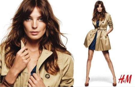 H&M, nueva campaña Otoño-Invierno 2010/2011 con Daria Werbowy
