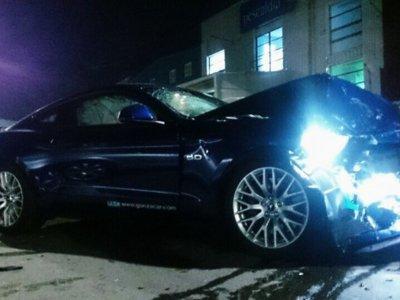 Dolorpasión™: esta prueba del Mustang GT en Galicia no acabó bien