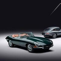 El Jaguar E-Type resucita para celebrar su 60 aniversario: 12 joyas únicas nacidas de la magia de Jaguar Classic