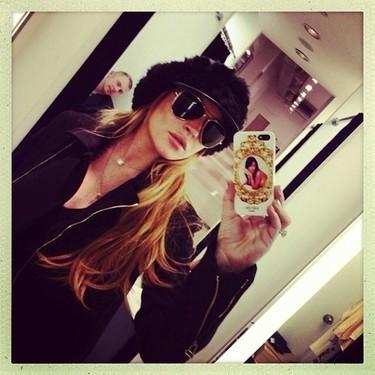 Lindsay Lohan, en lo de que tu salud es lo más importante estamos de acuerdo