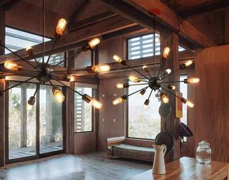 Las ideales lámparas satélite iluminan rincones ausentes de protagonismo