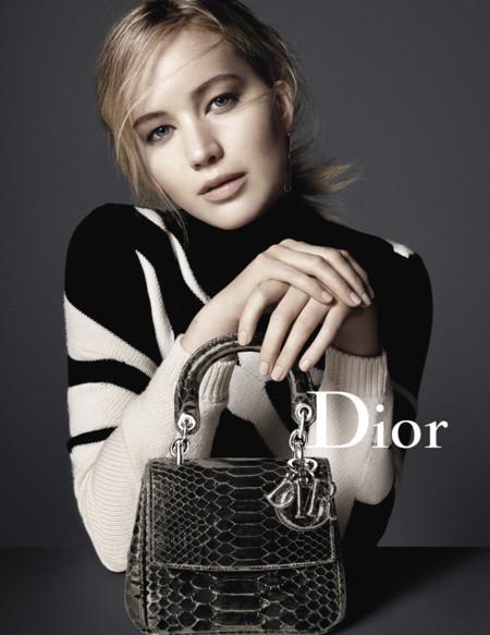 Dior Be Dior Jennifer Lawrence Aw15 06