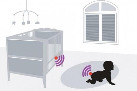 Este sistema de etiquetas RFID es capaz de detectar la humedad de los pañales y avisar a los padres por menos de 2 céntimos