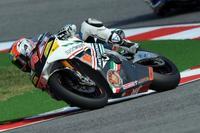 Moto2 y 125cc en Cheste: De Angelis y Cortese mandan en su categoría