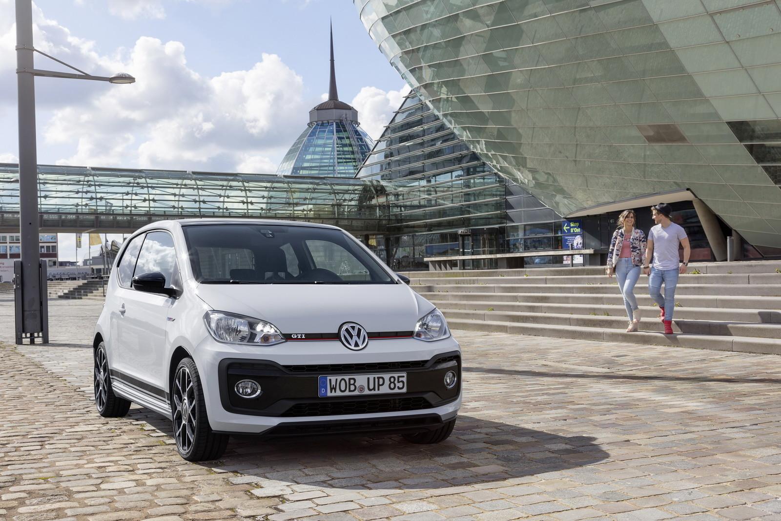 Foto de Volkswagen Up! GTI (10/17)