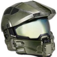 Si tienes moto y eres fan de Halo, este casco debe ser tuyo