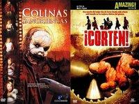 Psicópatas y cinefilia: Los casos de 'Colinas sangrientas' y '¡Corten!'