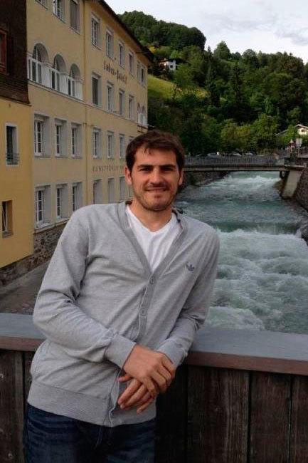 """¿Quién es el """"bichito"""" de Iker Casillas?"""
