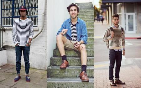 Striped Shirts Street Style