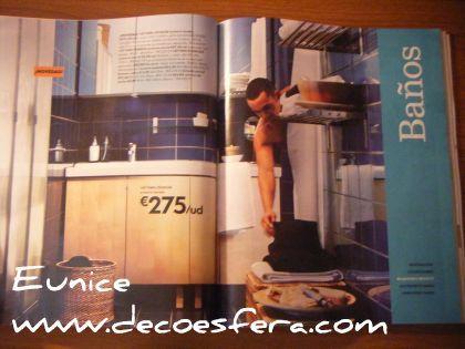 Catálogo de Ikea 2008: Las mejores ideas de Ikea para los baños