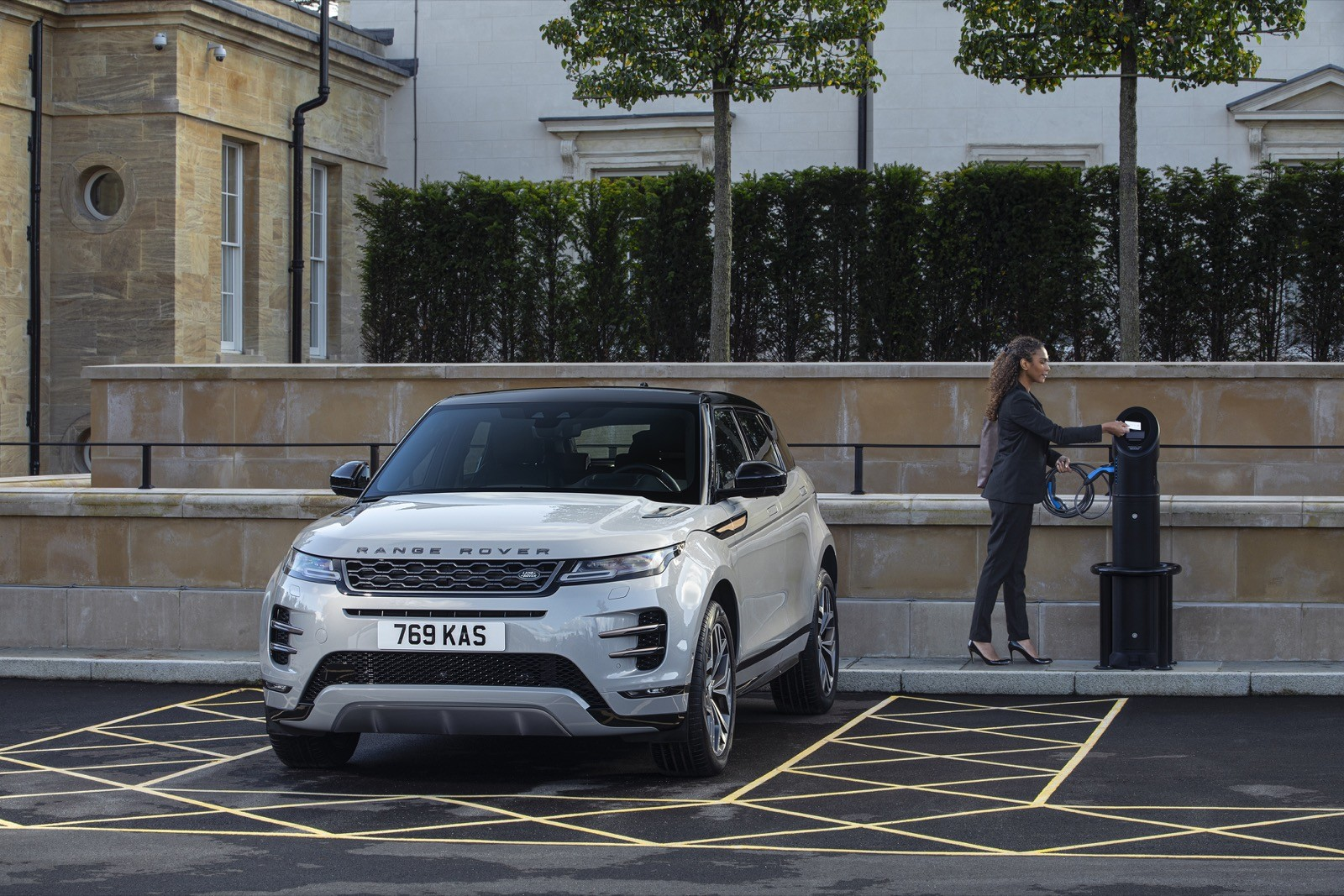 Foto de Range Rover Evoque PHEV 2020 (6/8)