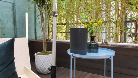 Sonos Move: este altavoz inteligente Bluetooth es el primer paso de Sonos para llevar el sonido de calidad a exteriores