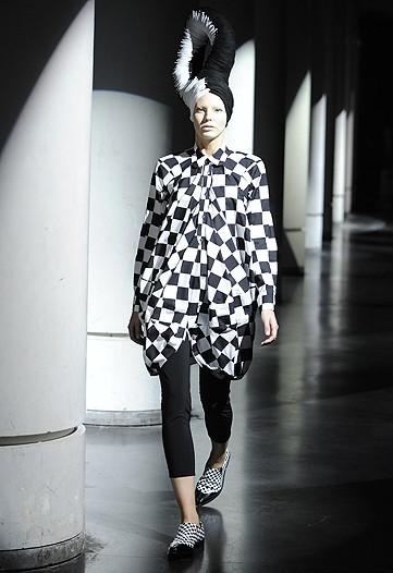 Junya Watanabe, Primavera-Verano 2010 en la Semana de la Moda de París