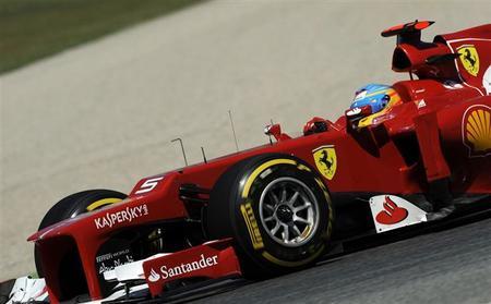 Un muy competitivo Fernando Alonso acaba segundo en el Gran Premio de España