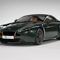 Aston Martin Vantage V12 S Spitfire 80, sólo 10 unidades que posiblemente no veas nunca