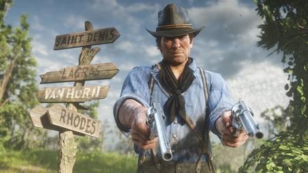 Red Dead Redemption 2 por 37 euros, Monster Hunter World por 20 euros, y muchas más ofertas en nuestro Cazando Gangas