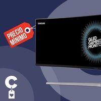 Un bestial monitor gaming como el Samsung Odyssey CGH9 LC49HG90DMRXEN puede ser tuyo a precio mínimo en Amazon por 699,99 euros