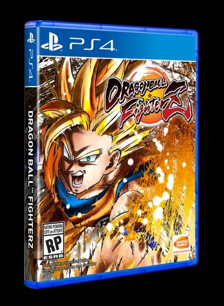 Portada oficial de Dragon Ball FighterZ