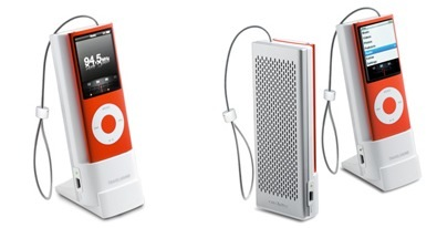 Creative TravelSound i85, altavoces para el iPod nano