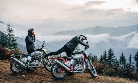 Royal Enfield Bullet Trials 1 2019