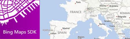 Disponible oficialmente el SDK de Bing Maps para aplicaciones de Windows Store