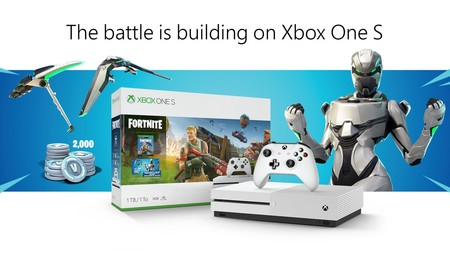 Es oficial: Xbox One tendrá su propio pack con Fortnite y el aspecto legendario de Eón