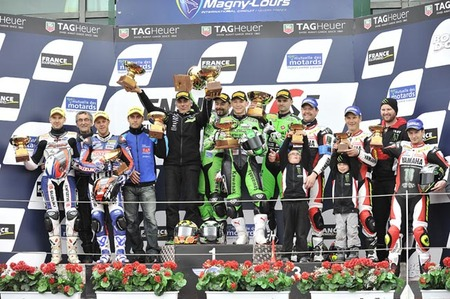 76º Bol d'Or, Kawasaki reverdece los laureles