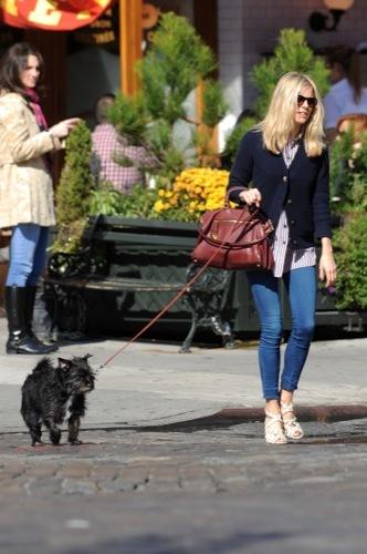 Sal a pasear al perro con estilo, copia a Sienna Miller I