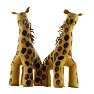 Sandy Vohr, juguetes en piel para los más pequeños de la casa