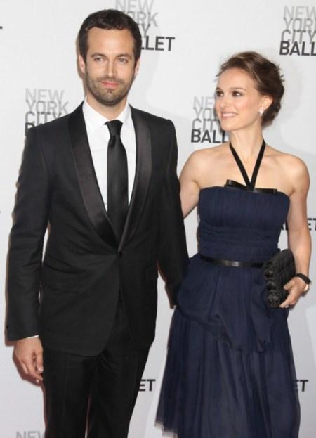 El vestido de novia de Natalie Portman (nos deja sin habla)