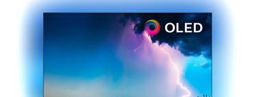 Los paneles OLED cada vez son más asequibles: el televisor OLED754 de Philips ya los lleva a la gama media