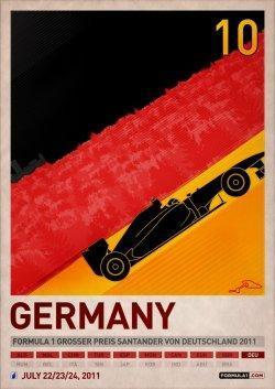 GP de Alemania F1 2011: horarios