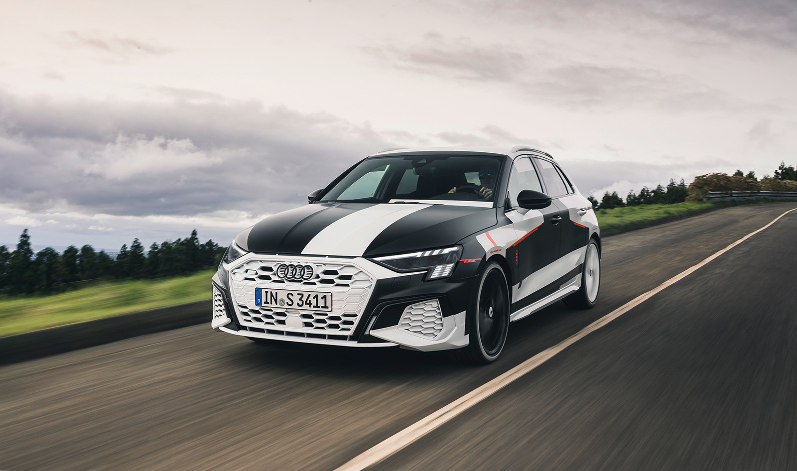 Foto de Audi S3 Sportback 2020, teaser (9/13)